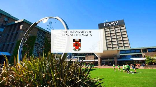 university of new south wales本预物理